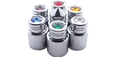 Jeweled Cb Radio Knobs: (Dual Knobs - $9.95ea/set)