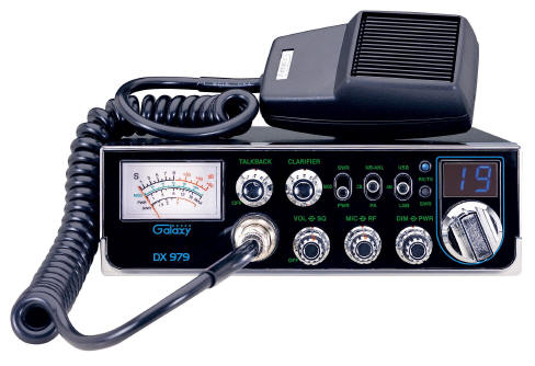 Galaxy Dx 979 Cb Radio - Galaxy Dx979 Cb Radios