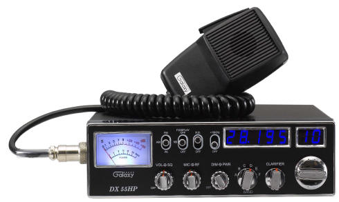 Galaxy Radio - Galaxy DX55 HP *SALE $190.95*