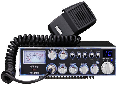 Galaxy DX 47HP 10 Meter Radio DX47HP *In Stock*