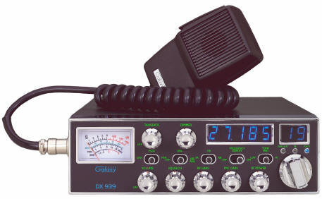 Galaxy Dx 939 Cb Radio - Galaxy Dx939 Cb Radios