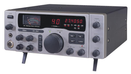 Galaxy DX 2547 Base Station Cb Radio  *Back Order*