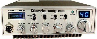GI JOE'S CB RADIO - GENERAL LEE RADIO - GENERAL RADIOS LOW