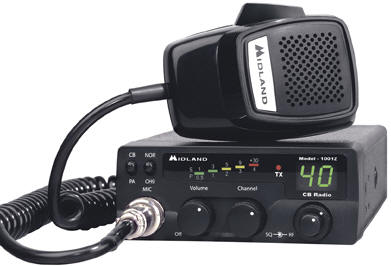 Midland 1001Z - Low Cost Cb Radio *NOT AVAILABLE*