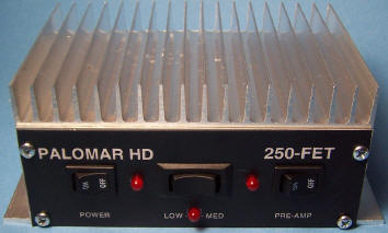 Palomar 250FET HD Amplifier ~  250 FET HD
