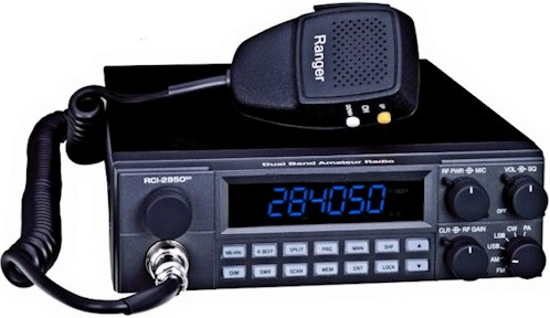 *New Ranger RCI2950CD 10 & 12 Meter RCI-2950 CD