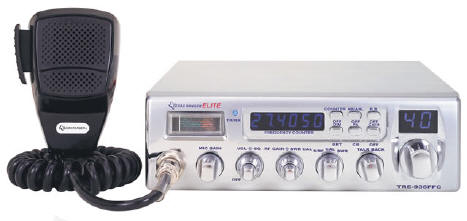 CB radio information RangerCbRadioTRE936FFC