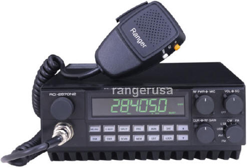 RCI2970N2 10 & 12 Meter Radio *IN STOCK