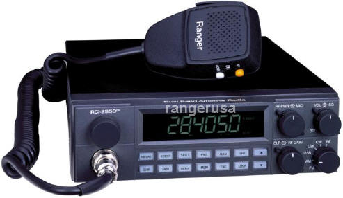 Ranger RCI2950DX3 10 & 12 Meter *IN STOCK
