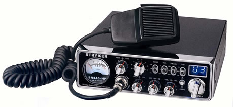 Stryker SR440HP Radio 10M *DISCONTINUED*