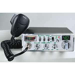 GI JOE'S RADIO - Cobra Cb Radio - 25WXNWST Cb