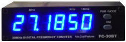 FC30BT Frequency Counter - FC 30BT Cb