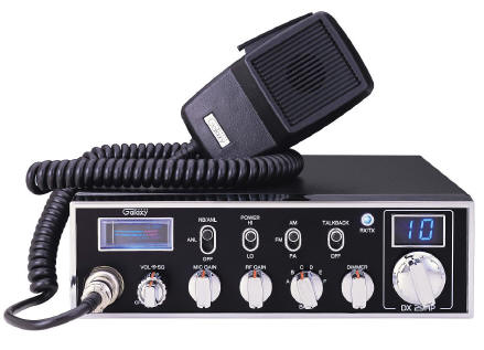 Galaxy Dx29HP Radio 10 Meter $159*BACK ORDERED*