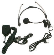 Cb Microphone - Headphone - Mic Headset