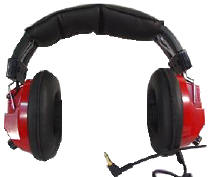 Scanner Radio Headset  HF24RS (ON SALE!!)
