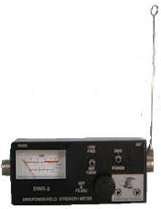 Cb Abtenna - SWR-3   SWR/Watt/Field Strength meter