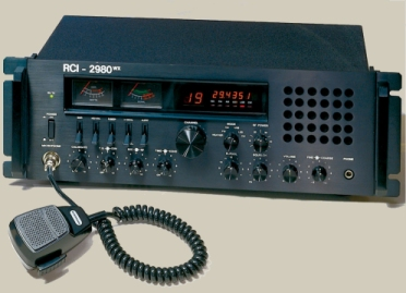 Ranger Base Radio - RCI2980WX *DISCONTINUED