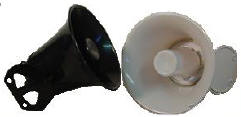 PA Speaker Horn for Cb Radios & Scanners