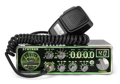Stryker SR447HPC Radio SR-447 HPC *BACKORDERED*
