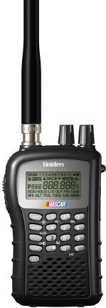 Uniden Bearcat BC92XLT FR (FACTORY RECONDITIONED)